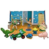 Disney Toy Story Figure Play Set -- 8-Pc.