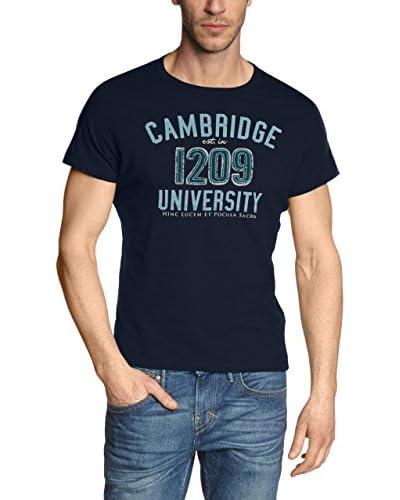 Pepe Jeans London T-Shirt Manica Corta Pembrooke [Blu Scuro]