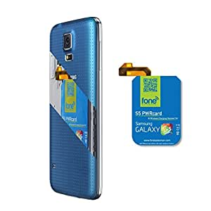 S5 PWRcard - Qi Wireless Charging Receiver Card Coil for Samsung Galaxy S5 SV