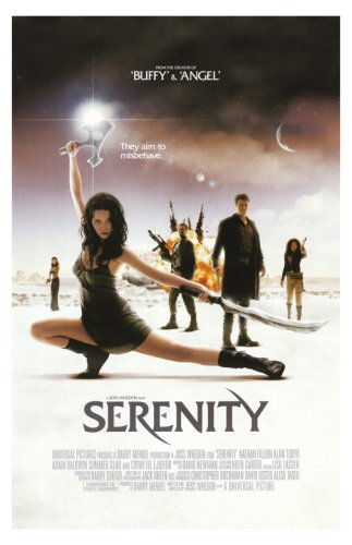 (11x17) Serenity Movie (Firefly Group) Poster Print