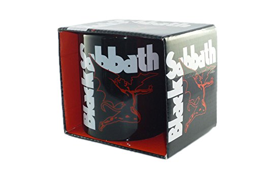 Black Sabbath Tazza