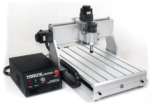 Best Prices! Yosoo? CNC 3040Z-DQ 3-Axis Router engraving drilling milling machine engraver