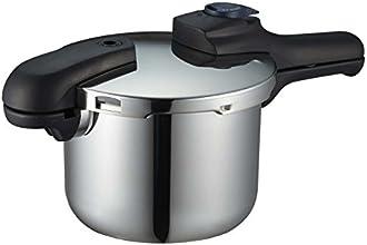 パール金属 クイックエコ 3層底 切り替え式 圧力鍋 3.5L H-5040