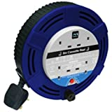 Masterplug 10A Cable Reel (L)8m