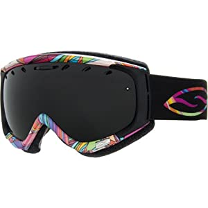 Smith Optics Phase Goggles, Facemelter, Blackout