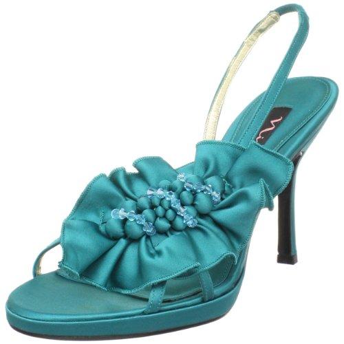 Nina Women's Granite Slingback Sandal