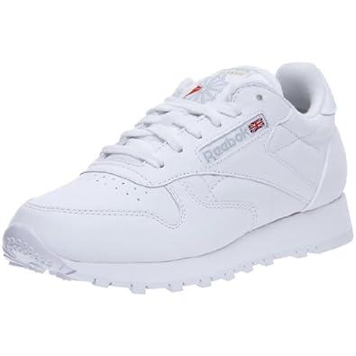 reebok damen sneaker classic weiss 2232 40 5 weiss 40 5