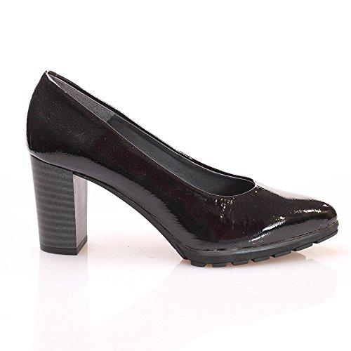 Pitillos Donna Scarpe eleganti nero Size: 36