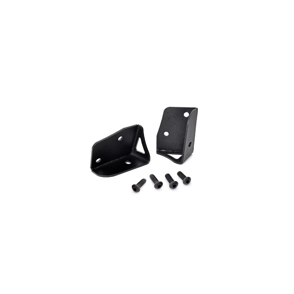 Rough Country   6004   Lower Windshield Light Mounts (Jeep JK)