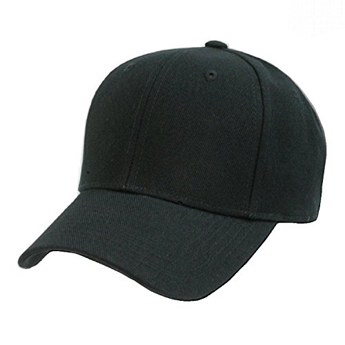 blank black baseball hat - photo #26