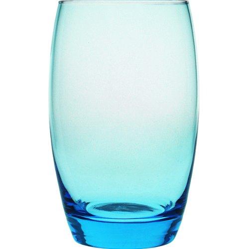 Salto Ice Blue Hi Ball Tumbler 350ml (12oz). Box quantity: 6