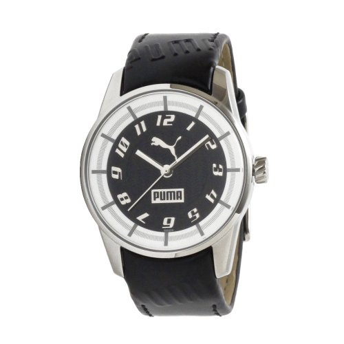 PUMA Women's PU102022004 Race Cat II Black Dial Watch