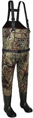 Allen Company 3.5mm Shadowgrass Blades Camouflage Bootfoot Chest Wader