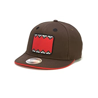Domo - Big Face Braces Adjustable Cap Brown by Concept 1