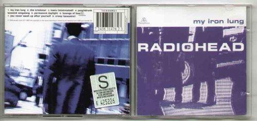 Radiohead - My Iron Lung - YouTube