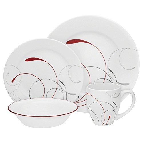 corelle-service-de-vaisselle-16-piaasces-en-verre-vitrelle-motif-splendor-rond-table-set-de-4-rouge-