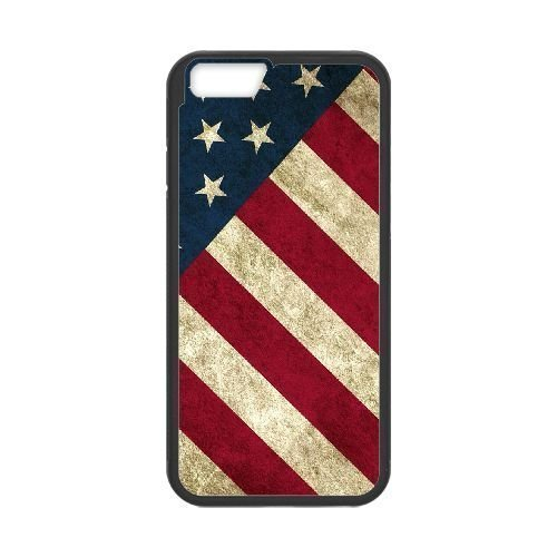 "American Flag Use Your Own Image Phone Case for Iphone6 Plus 5.5"",customized case cover ygtg-774721"