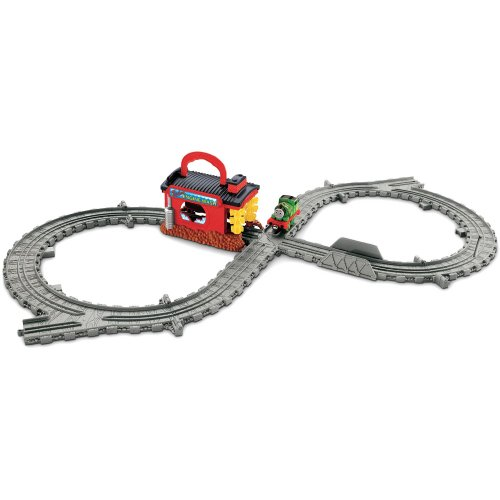 Thomas and Friends Sodor Engine Wash Playset