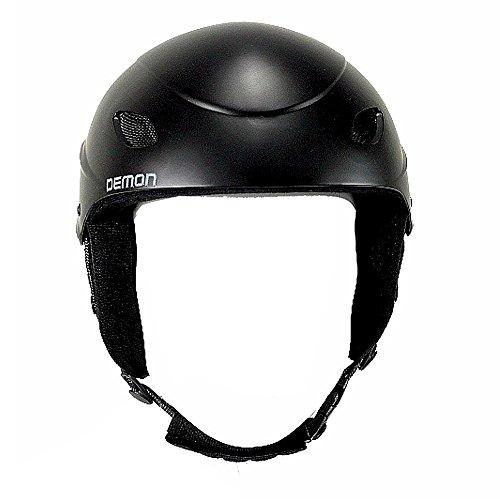 Demon Signature Snowboard Helmet Size Xlarge ~ Built-In Audio
