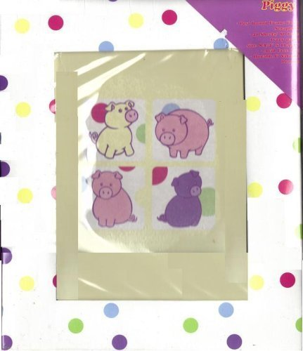 Piggy - Scrapbook with 40 Sheets