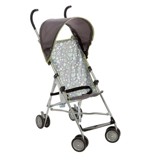 Cosco Umbrella Stroller with Canopy, Floating