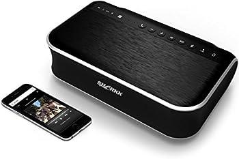 Sharkk Beast Bluetooth Speaker w/Subwoofer & 4400mAh Powerbank