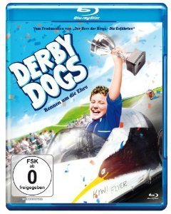 Derby Dogs ( Kiwi Flyer ) [ Origine Tedesco, Nessuna Lingua Italiana ] (Blu-Ray)
