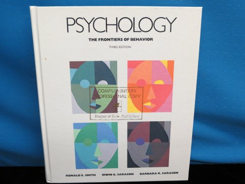 Psychology: The Frontiers of Behavior PDF