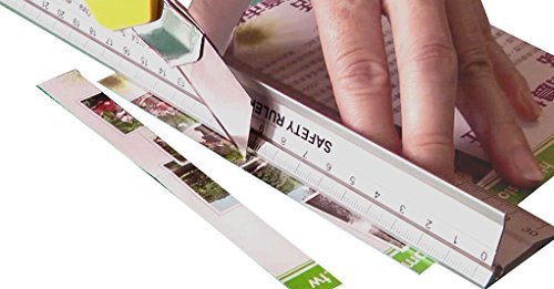 new-design-30-cm-12-inch-metal-craft-safety-ruler-light-weight-with-a-folding-safety-guardcentimetre