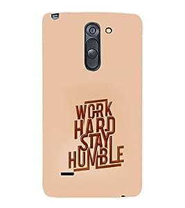 printtech Apple Back Case Cover for LG G3 Stylus::LG G3 Stylus D690N::LG G3 Stylus D690