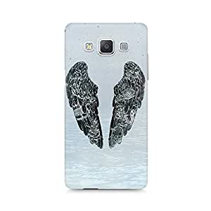 Motivatebox- WIngs of Terror Premium Printed Case For Samsung A5 -Matte Polycarbonate 3D Hard case Mobile Cell Phone Protective BACK CASE COVER. Hard Shockproof Scratch-
