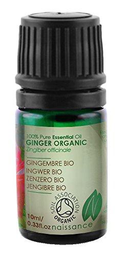 Bio-Ingwer-l-100-naturreines-therisches-l-Organisch-zertifiziert-10ml