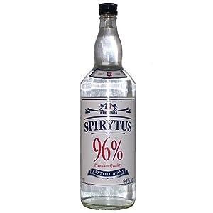 スピリタス Spirytus 96% 500ml