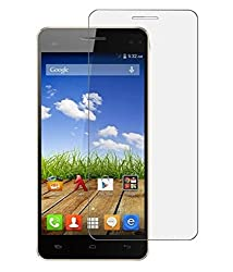 Ascari Ultra Thin 2.5D Screen Protector Premium Tempered Glass Mobile phone For Micromax Canvas 4 Plus A315