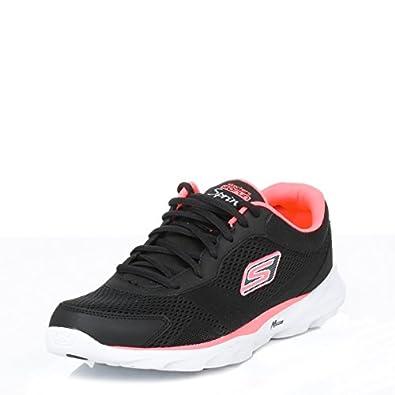 Buy Skechers Ladies Black Go Run Sprint Trainers by Skechers