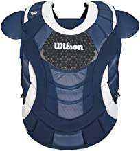 Wilson Promotion Fast Pitch Chest Protector with Isoblox Navy Adult