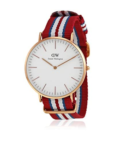 Daniel Wellington Reloj de cuarzo 0112Dw 40 mm
