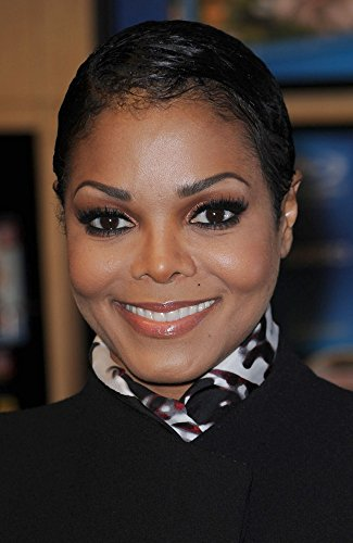 Janet Jackson At In-Store Appearance For Janet Jackson True You Book Signing Photo Print (40.64 x 50.80 cm)