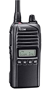 Icom IC-F4031S UHF Two-Way Radio (400-470MHz) by Icom