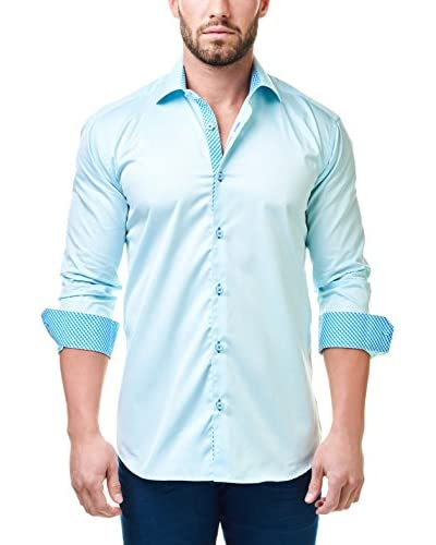 Maceoo Men's Luxor Solid Shirt