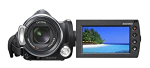 Sony HDR-CX12 High Definition Memory Stick PRO Duo Handycam Camcorder With 12x Optical Zoom