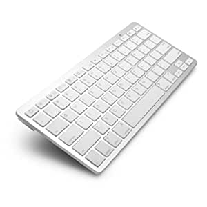 Ultra thin Slim Bluetooth 2.0 Wireless Keyboard Keypad for iPad 16GB 32GB WiFi, iPhone 4 4G 3G 3Gs Sony PS3 Smart Phones PC & Mac Laptop Desktop Netbook HTC Nokia Sony Ericsson Motorola Samsung LG Blackberry Mobile Phones