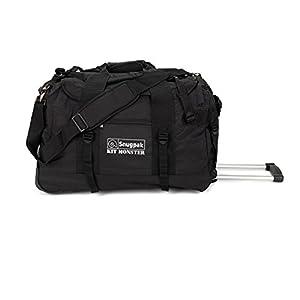SNUGPAK-Roller Kit Monster Black 65L