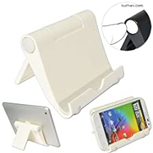 buy First2Savvv White Multi-Angle Desktop Traveling Stand Dock Docking Station Holder For Sony Xperia M