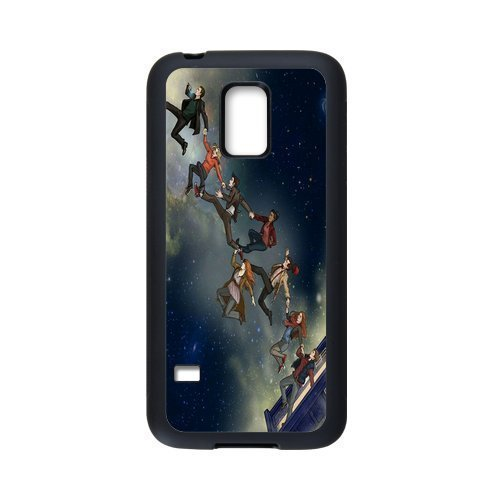 Doctor Who Tardis Police Call Box TPU Case Protective Skin for SamSung Galaxy S5 Mini-NC5652 (Doctor Who Samsung S5 Mini Case compare prices)