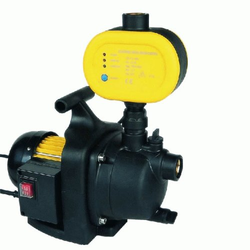 Jet Water Pump 2,800 l/h with Pressure Switch