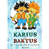Karius and Bactus (0961539410) by Thorbjorn Egner