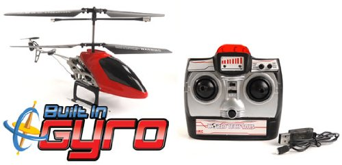 41jw3I0TPWL Buy  GYRO Metal Air Rex IR 3.5CH Electric RTF RC Helicopter