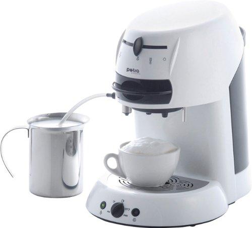 petra km kaffeepadmaschine artenso latte wei test. Black Bedroom Furniture Sets. Home Design Ideas