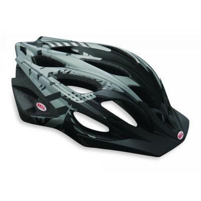 Bell Influx Bike Helmet, Black/Titanium, Large
